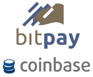 bitpay coinbase