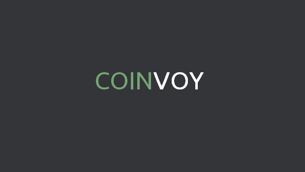 coinvoy logo bitcoin