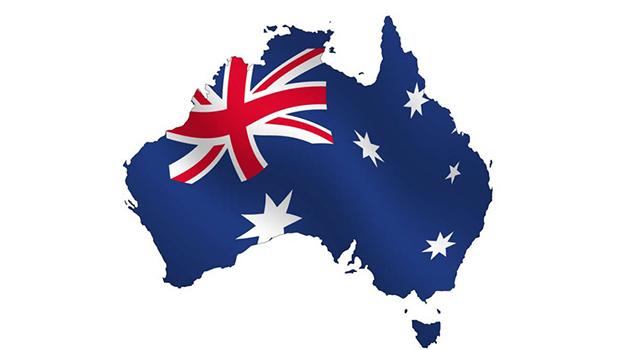 gw australia day flag map1