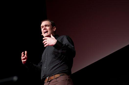 TEDxUniofEd Dug Campbell 02 Image By Mihaela Bodlovic WEB1