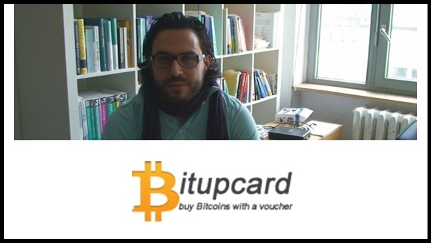 mk payment ceou ibrahim tarlig ile bitupcard i konustuk