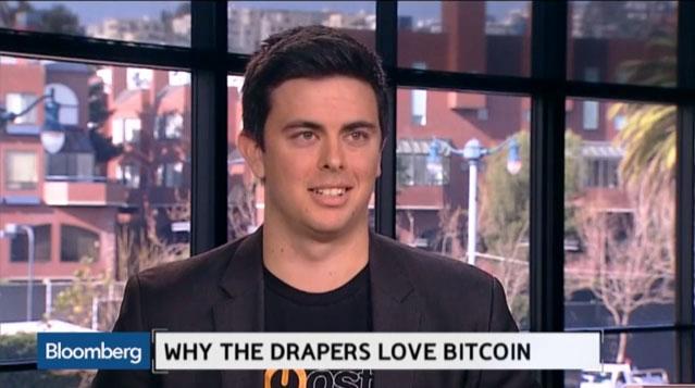 adam draper bitcoin bloomberg