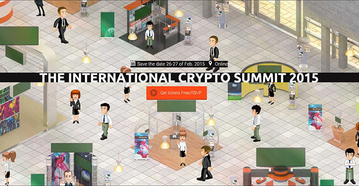 crypto summit expo 2015