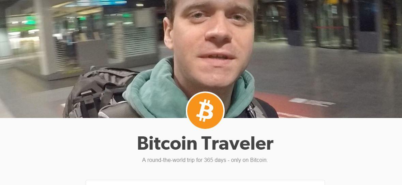 bitcoin traveler