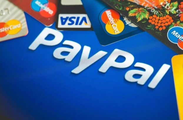Coinbase Paypal and credit cards