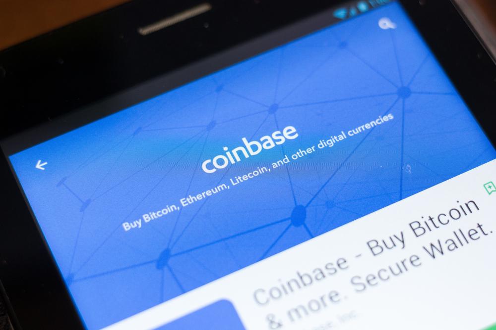 Kripto Para Borsası Coinbase