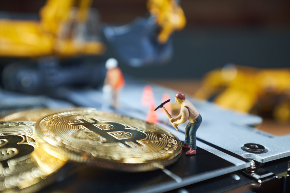 BTC Bitcoin Madenciliği