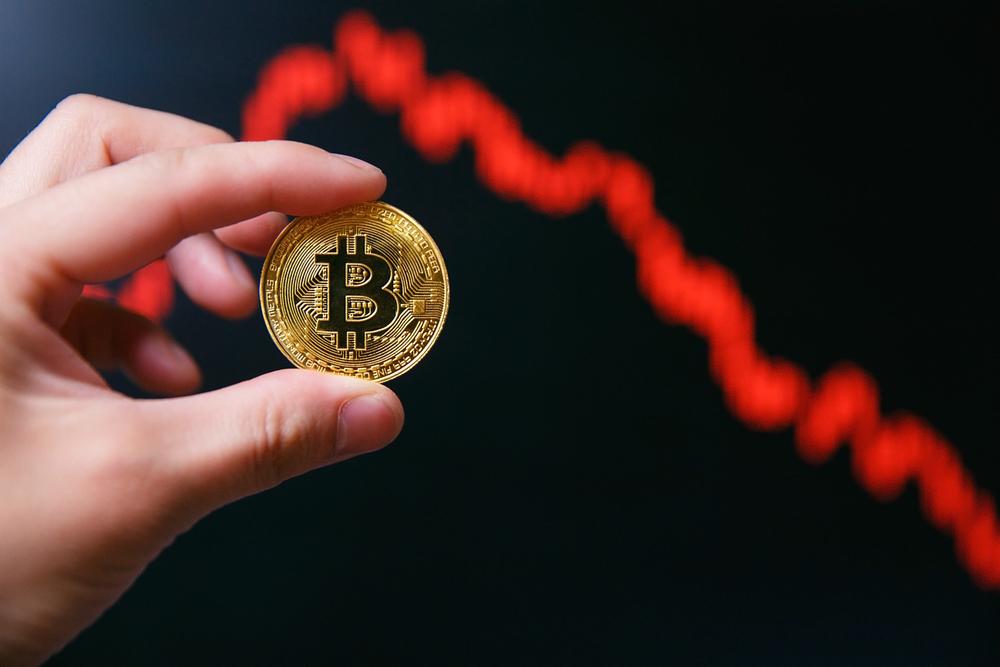 Bitcoin Düşüyor