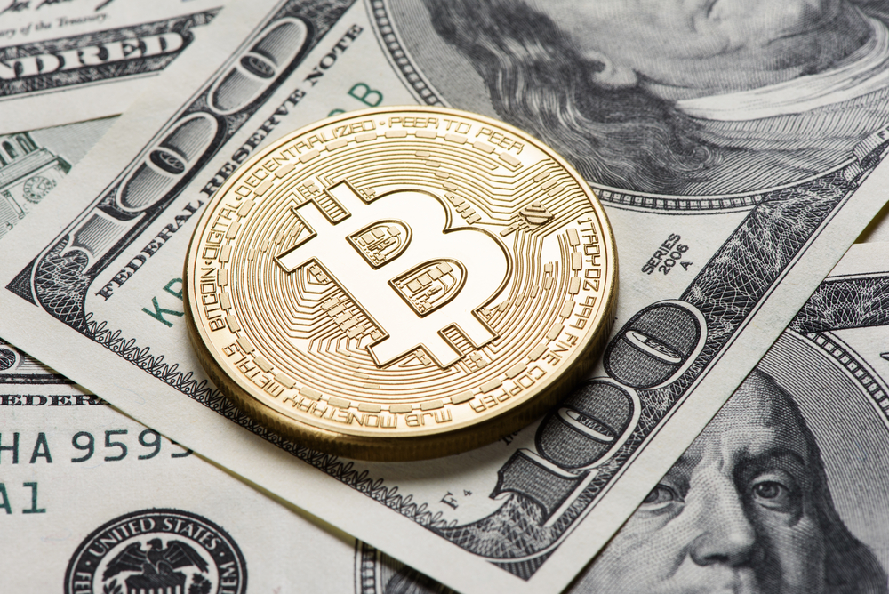 Bitcoin ETF Red