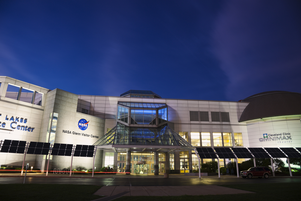 Great Lakes Science Center Bitcoin