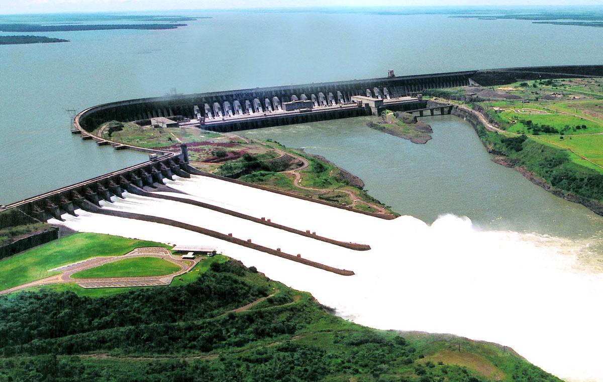 Itaipu Barajı