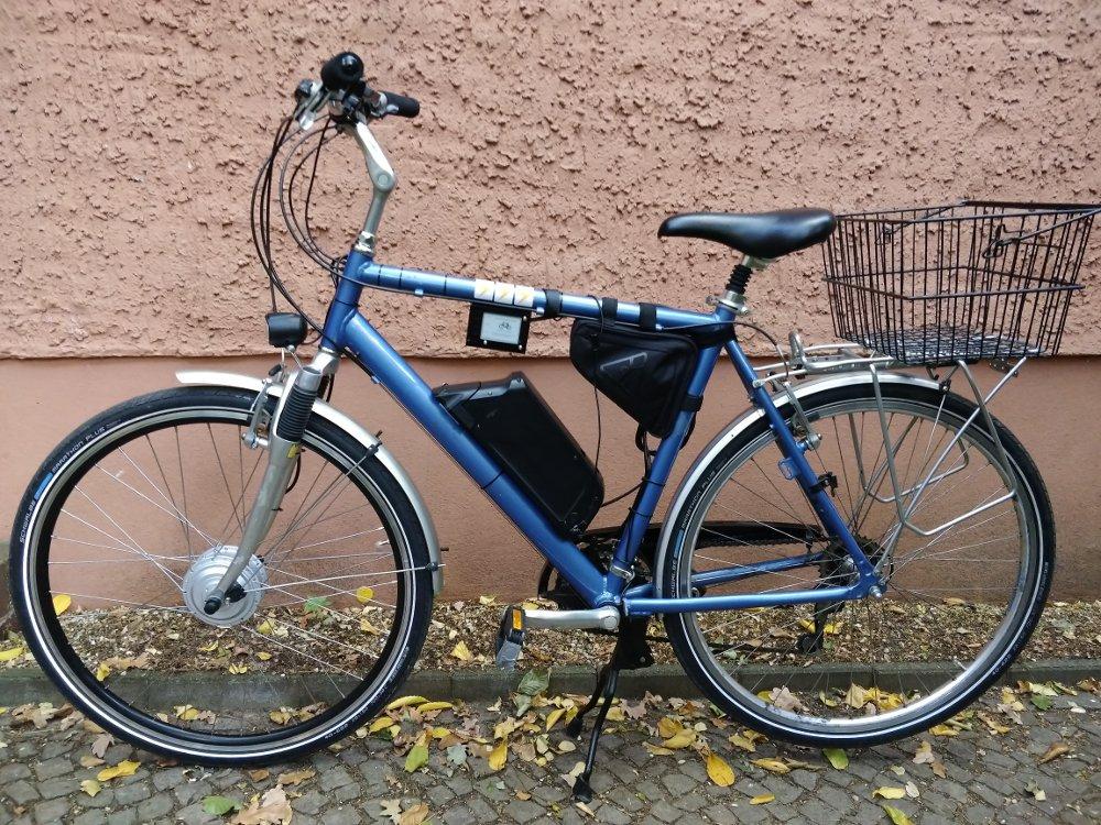 lightning network Lightning bike