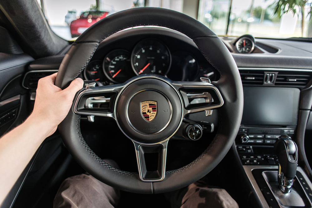 Porsche Blockchain