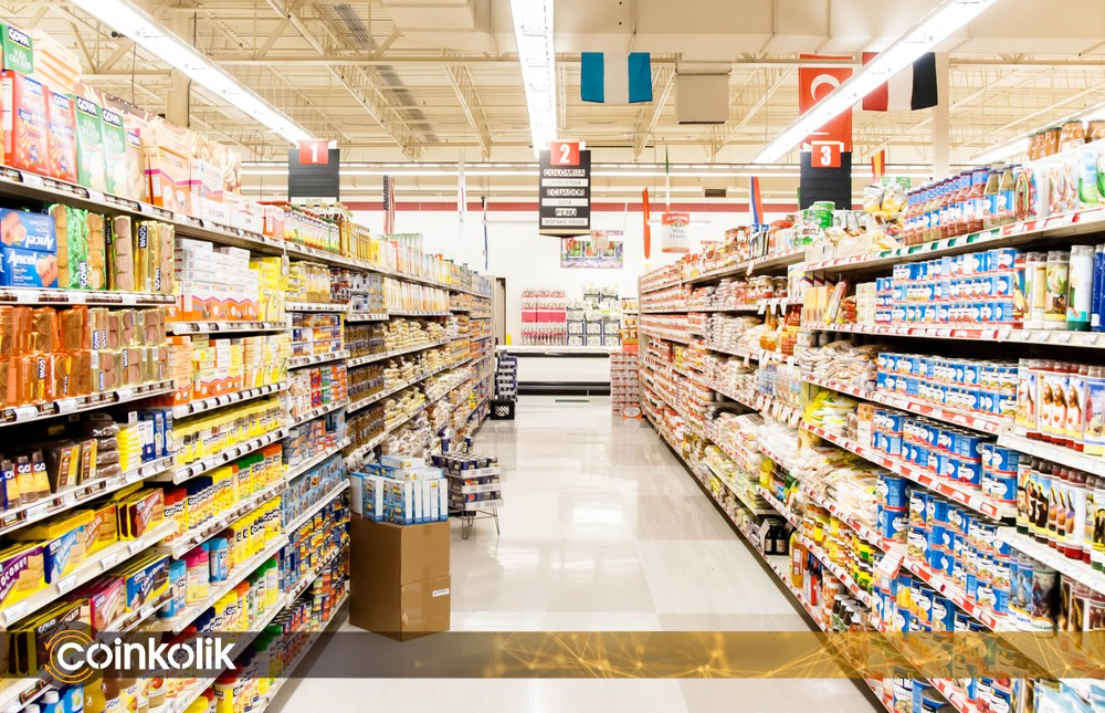 Süpermarket Kripto Para ile Ödeme