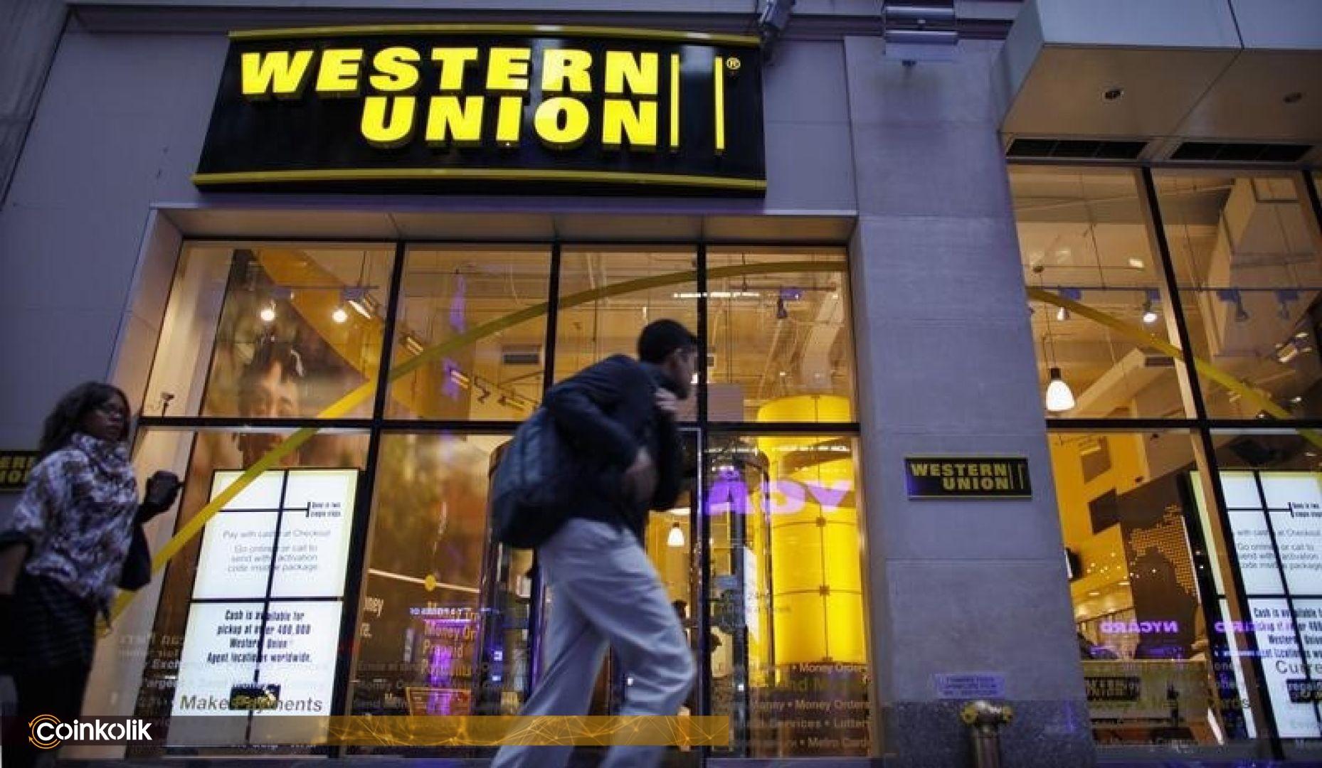 Western Union Kripto Para