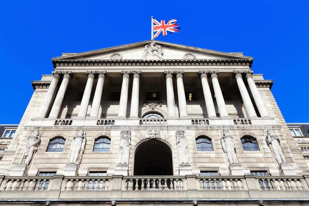 Bank of England CEO