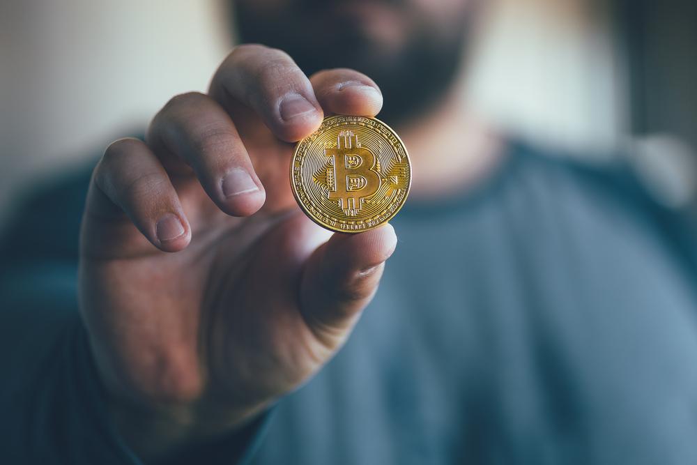 Fiziksel Bitcoin BTC