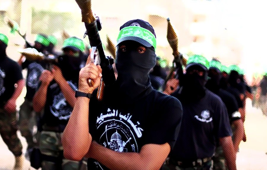 Hamas Filistin Bitcoin