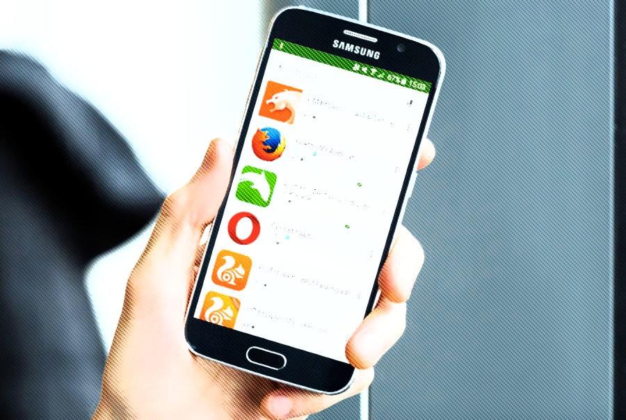 Android için Opera Ethereum