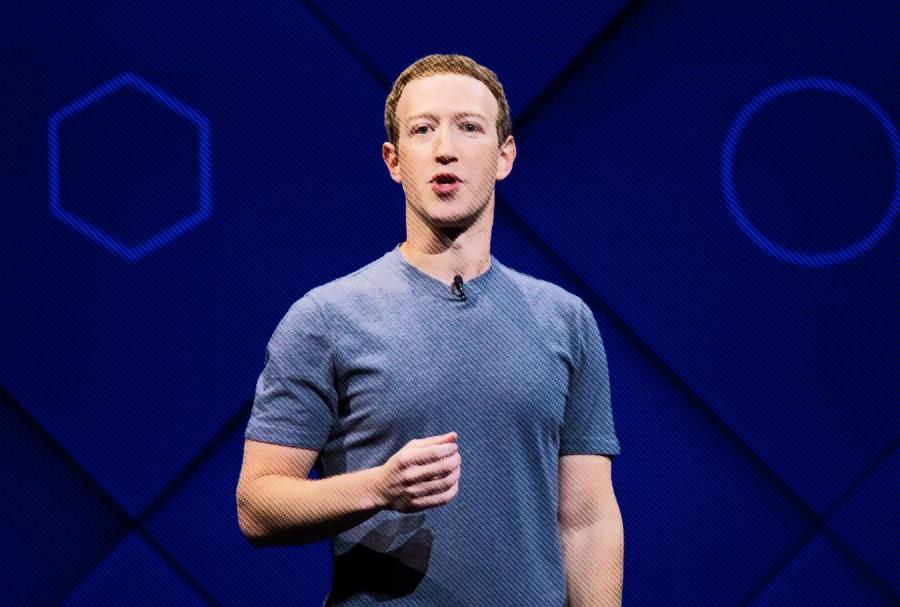Facebook Mark Zuckerberg Blockchain