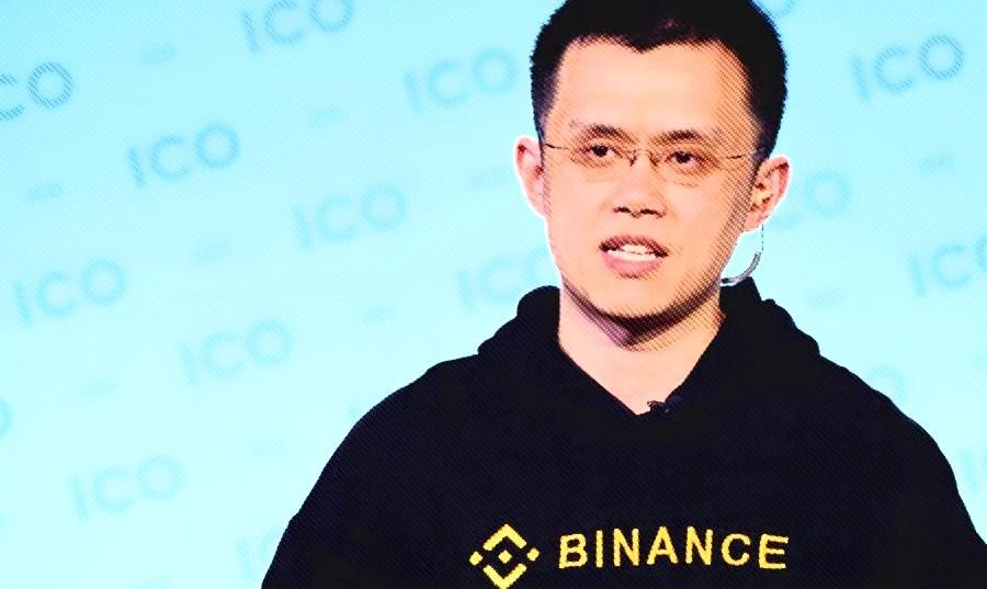 Kripto Para Borsası Binance CEO Changpeng Zhao