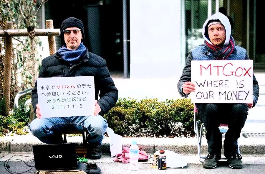 Kripto Para Borsası Mt. Gox