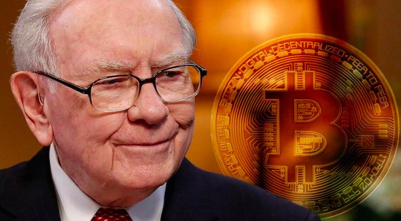 Milyarder Warren Buffett Bitcoin