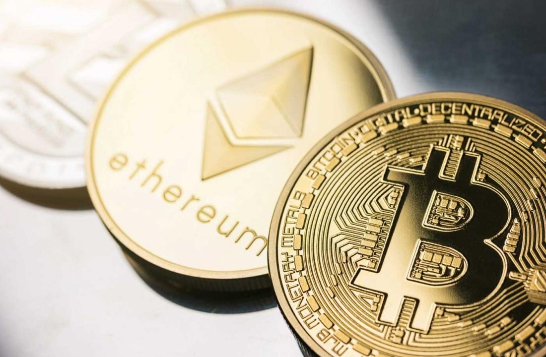 Bitcoin ve Ethereum 1