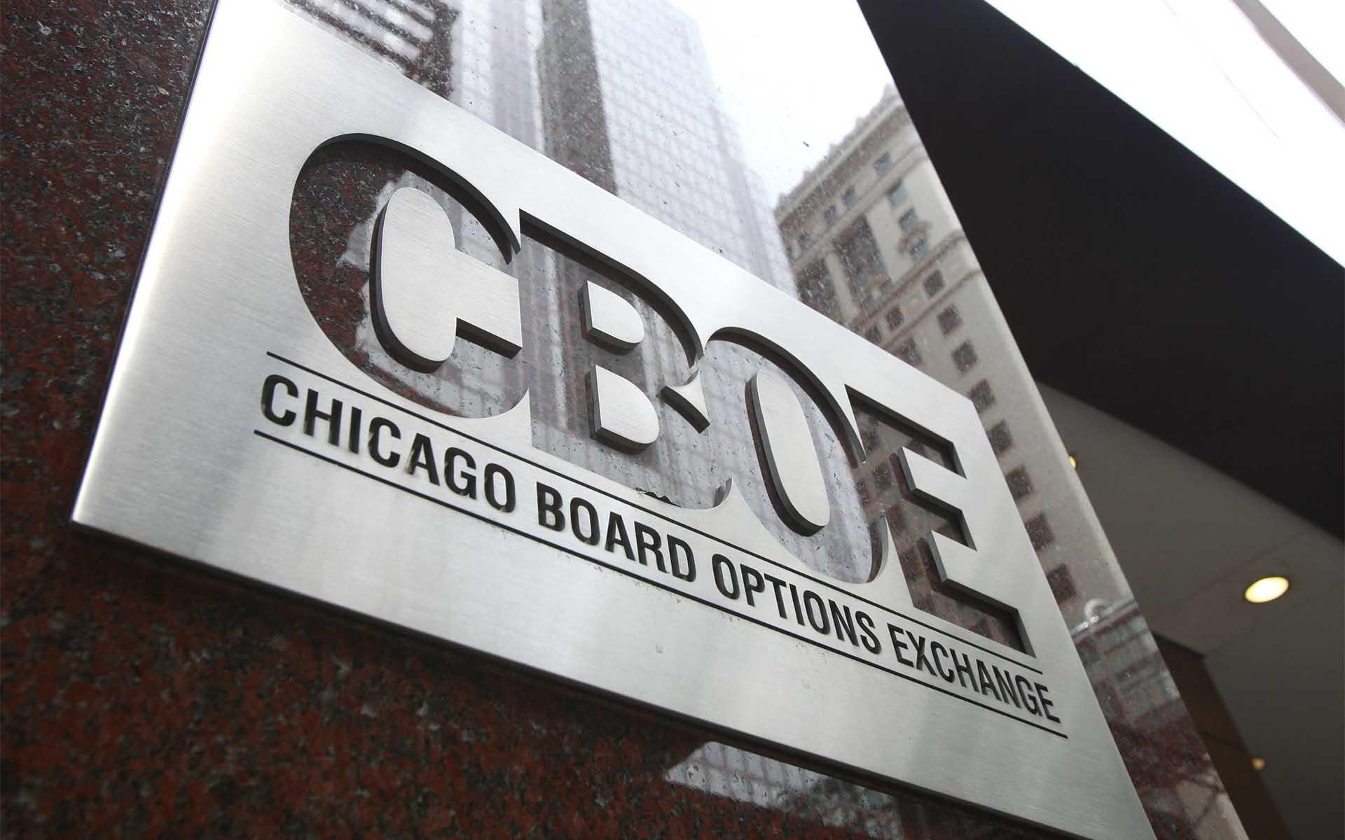 CBOE Bitcoin Vadeli İşlem Sözleşmeleri