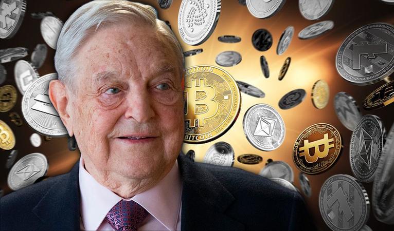 George Soros Bitcoin Pompalama