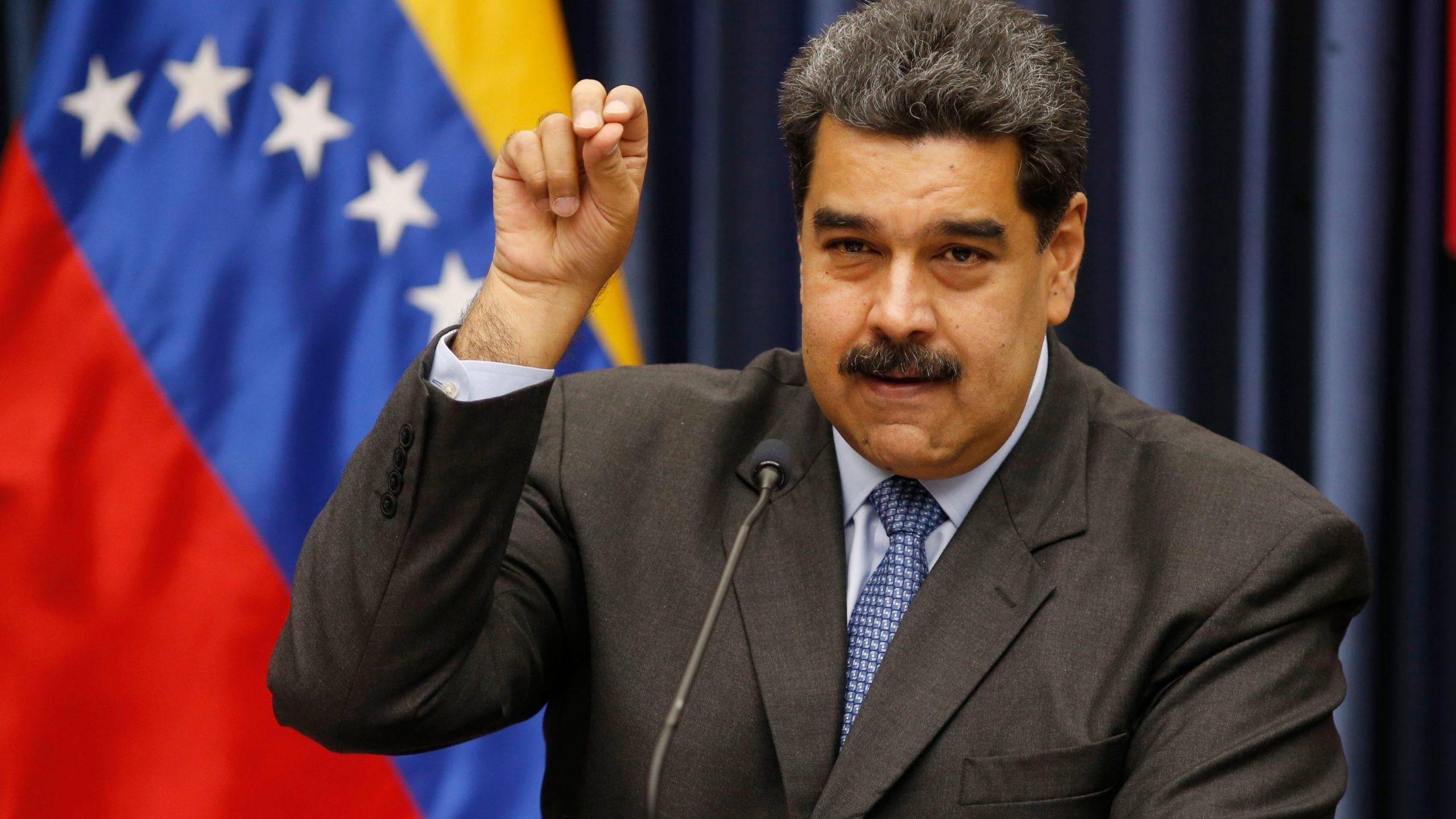 Maduro Yönetimi Bitcoin