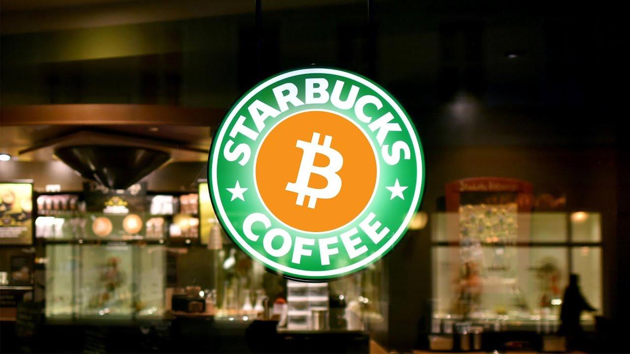 Starbucks ve Bitcoin Ödeme