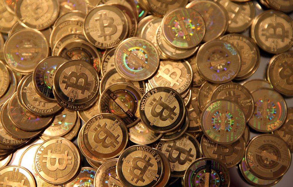 Bloomberg Bitcoin Rallisi