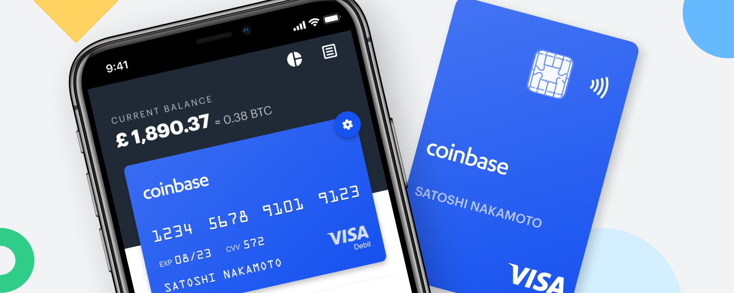 Coinbase Card Kripto Para Borsası