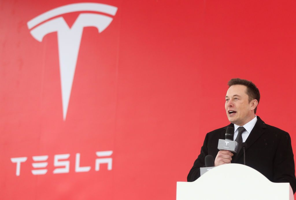 Elon Musk Tesla Ethereum