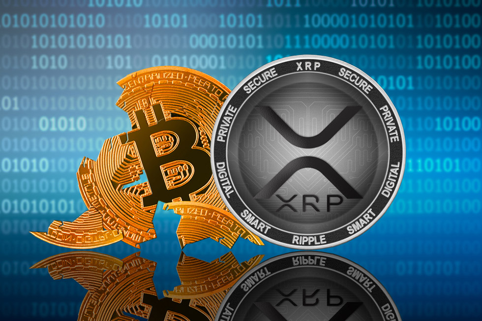 Ripple XRP ve Bitcoin BTC