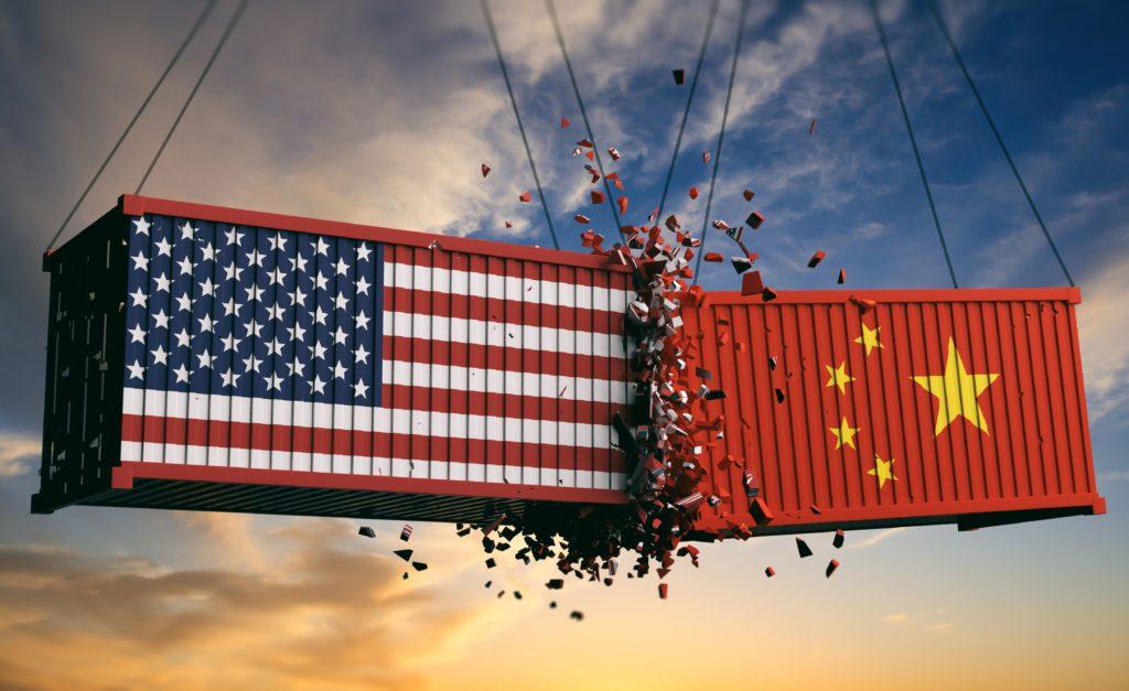 ABD Çin Ticaret Savaşı Bitcoin