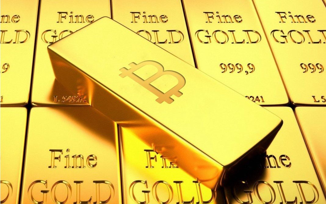 Altın Bitcoin