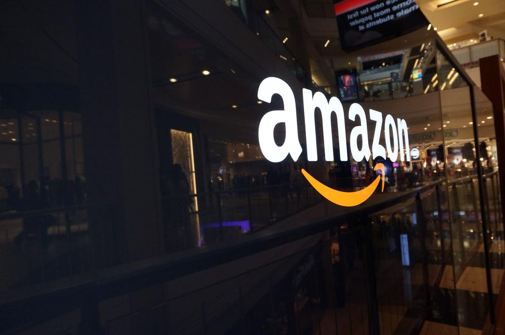 Amazon ve Ethereum Blockchain