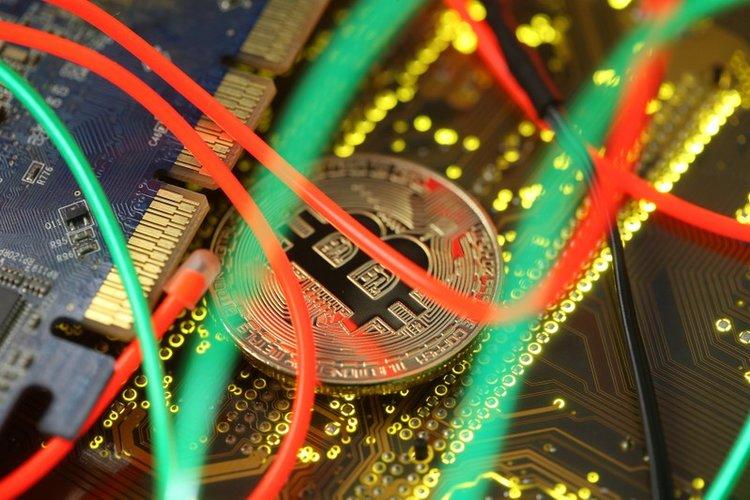 Bitcoin Hash Rate BTC