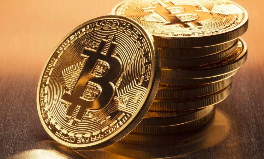 Bitcoin Nakit Para