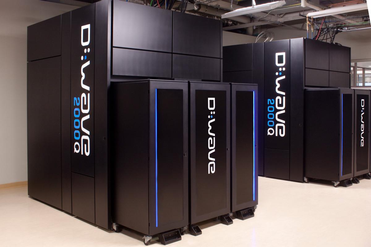 D-Wave Kuantum Bilgisayar