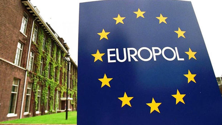 Europol Kripto Para Karıştırma