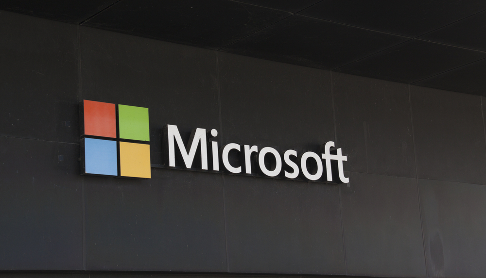 Microsoft Bitcoin BTC
