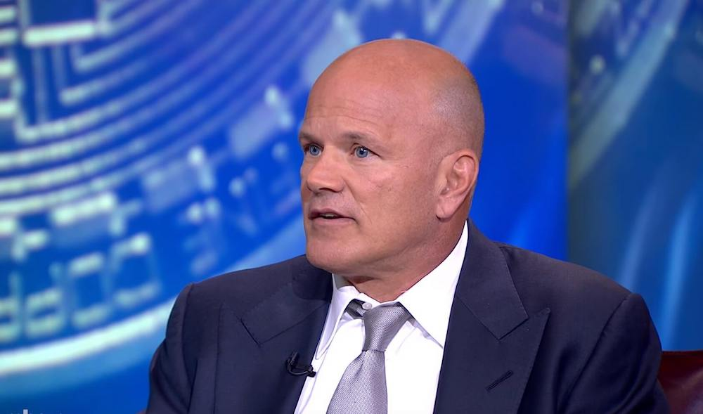 Mike Novogratz Ethereum Bitcoin