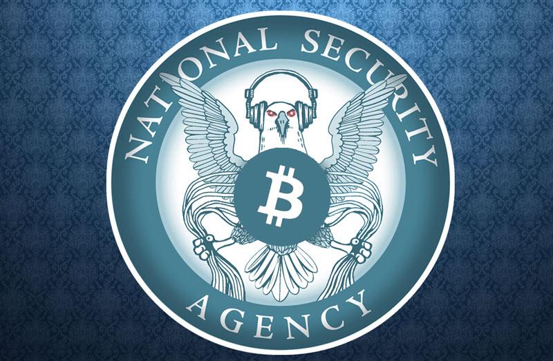 NSA Derin Devlet Bitcoin