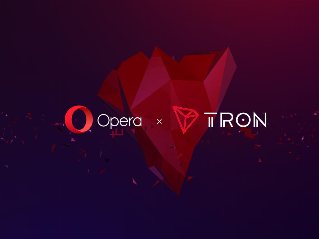 Opera ve TRON