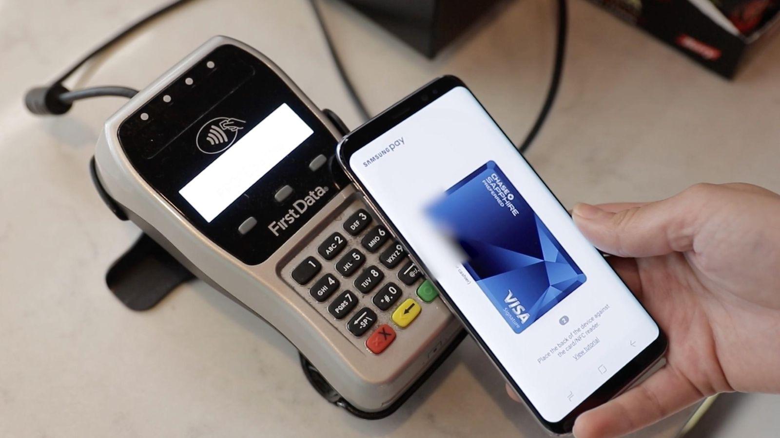 Samsung Pay Kripto Para