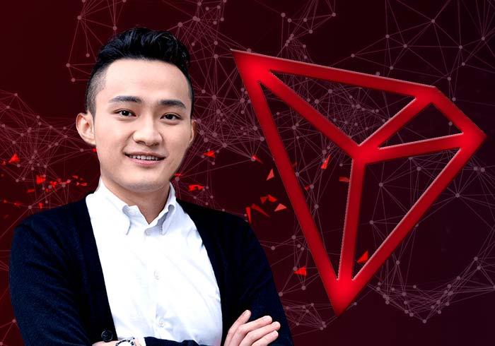 Tron CEO Justin Sun Paribu