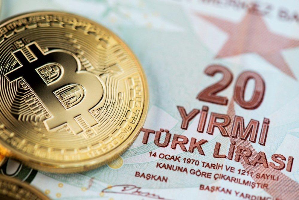 Türkiye Bitcoin Türk Lirası